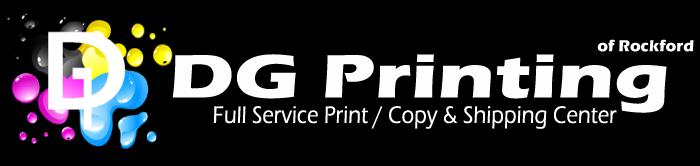 DG Printing of Rockford